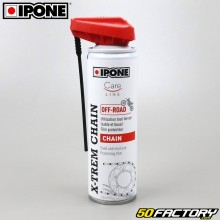 Bombe graisse de chaîne Ipone X-Trem Chain Off Road 250ml