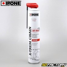 Bombe graisse de chaîne Ipone X-Trem Chain Off Road 750ml