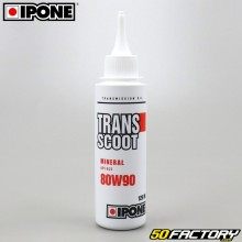 Huile de transmission 80W90 Ipone Trans Scoot mineral 125ml