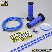 Color accessories pack Fifty blue