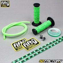 Color accessories pack Fifty green and black
