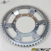 Rear sprocket 56 gray teeth Ø 94mm 10T MBK 51, Motobécane 881 ...