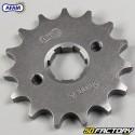 Kit chaîne 15x45x148 (428) Daelim Daystar 125 (depuis 2007) Afam gris