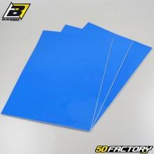 Adhesive vinyl sheets Blackbird blue (3 game)