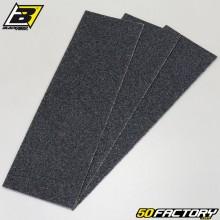 Adhesivos adhesivos ultrarresistentes Blackbird negro xNUMXx33cm (juego de tablas)