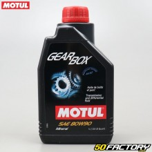 Huile de transmission Motul Gear Box 80W90 1L