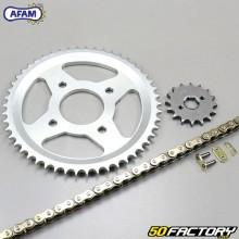 Reinforced chain kit 16x50x128 Honda NX 125 Afam  or