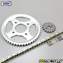 Reinforced O-ring chain kit 16x50x128 Honda NX 125 1988 to 1997 Afam  or