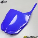 Front Number plate UFO Blue YZ