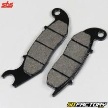 Brake pads AJP PR4 125 Trail,  Derbi Terra 125, Scorpa T-Ride 250 ... SBS Ceramic