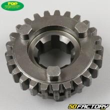 Sprocket 5e gearbox secondary shaft AM6 Minarelli (V1) Top Performances