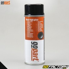 Gopart gloss black universal paint