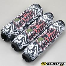 Housses d'amortisseurs Suzuki LTR 450 Metal Mulisha