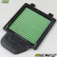 Tampa do filtro Yamaha Filtro Verde YFZ 450