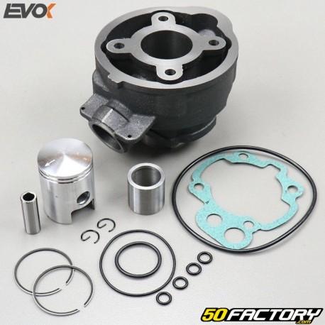Cylindre piston AM6 Minarelli Evo-K