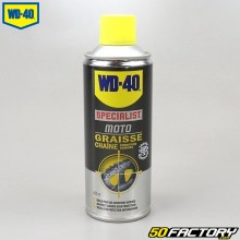 Bomb fat chain WD-40 Specialist Moto wet conditions 400ml