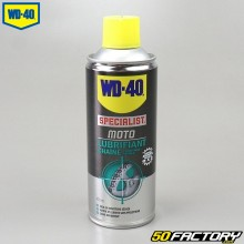 Chain lubricant WD-40 Specialist Moto dry conditions 400ml