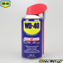 Multifunctional lubricant WD40 250ml double position