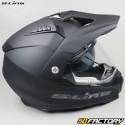 Casco Enduro S-Line S789 Crux casco negro mate