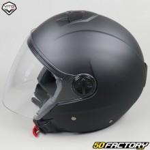 Helmet Jet Vito Palermo matt black