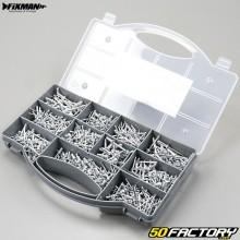 Fixman assorted rivet set (650 pieces)