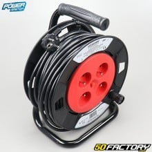 Electric cable reel Power master 230V on stand