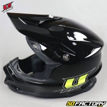 Casco cross  U  Ride MX-1 negro