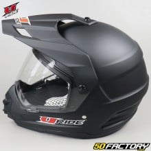 Casco Enduro U Ride XC-1 negro mate