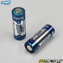 Piles alcalines 12V Super A23 Power master (lot de 2)