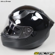 Full face helmet S-Line S441 Venge shiny black