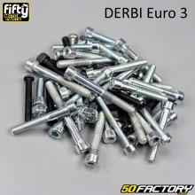 Motorschraubensatz Derbi Euro 3, Euro 4 Fifty