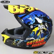 Casque cross enfant HJC CL-XY II Batman DC Comics MC23