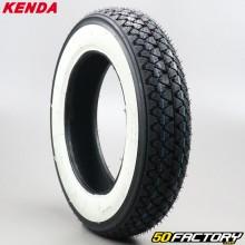 90 / 90-10 (3.50-10) tires with white sidewalls Kenda K333 TL