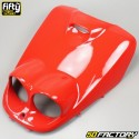 Face avant Yamaha Bw's NG (1996 à 1998), MBK Booster Rocket 50 2T Fifty rouge