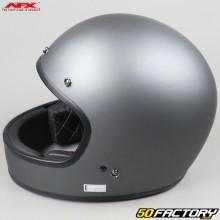 Helmet vintage  AFX FX-78 frost gray