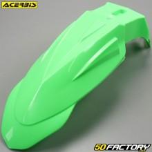 Guardabarro delantero Aceimpulsadas SM verde