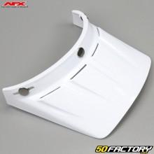 Visière pour casque vintage AFX FX-78 droite blanche avec 4 aérations
