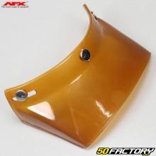 Visière pour casque vintage AFX FX-78 droite ambrée