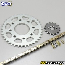 Reinforced chain kit 15x39x112 Honda CB 125 Twin (1978 to 1981) Afam  or