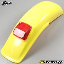 Garde boue arrière vintage avec feu (1983 à 1993) UFO jaune