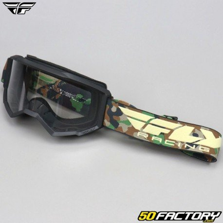 Goggles Fly Focus camouflage