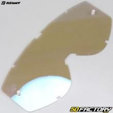 Ecrã para óculos Kenny Track sistema destacável arco-íris