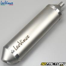 Silenciador Leovince X-Fight em aço inoxidável