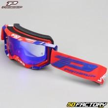 Goggles Progrip Vista red and blue iridium blue screen
