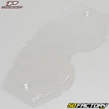 Goggles Screen Visor Progrip Vista with transparent tear-off system
