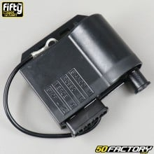 CDI Box coil 50cc and cyclo type Ducati Energia Fifty  black