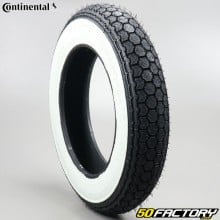 Tyre 80/90-10 (3.00-10) Continental  K62 white sides