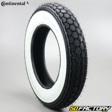 Tyre 90/90-10 (3.50-10) Continental  K62 white sides