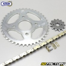 Kit chain reinforced 13x42x88 Spigaou Dax, TNT City 50 ... Afam  or