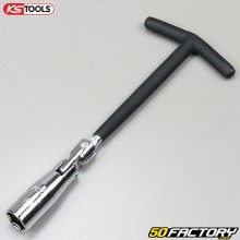 KsTools 16mm articulated spark plug wrench
